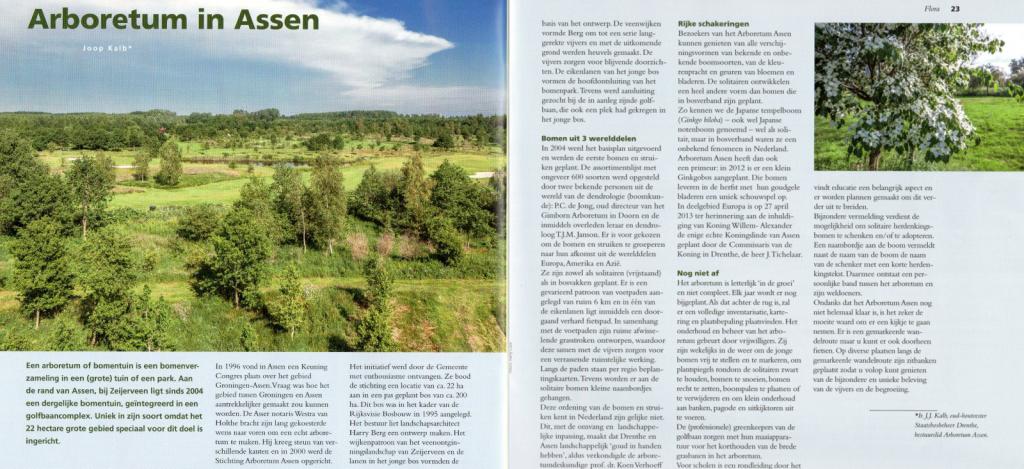 Het Drentse Landschap - september 2014