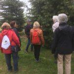 """Lezing en excursie Arboretum voor """"Veste-Praat"""" Kloosterveen"""