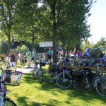Arboretum Assen Beleefpunt Fiets4daagse
