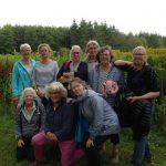 Rondleiding van de Tuinclub Norg