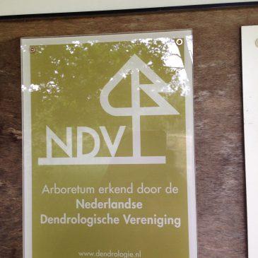 Classificatie NDV